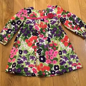 Girls  Gymboree fine corduroy dress